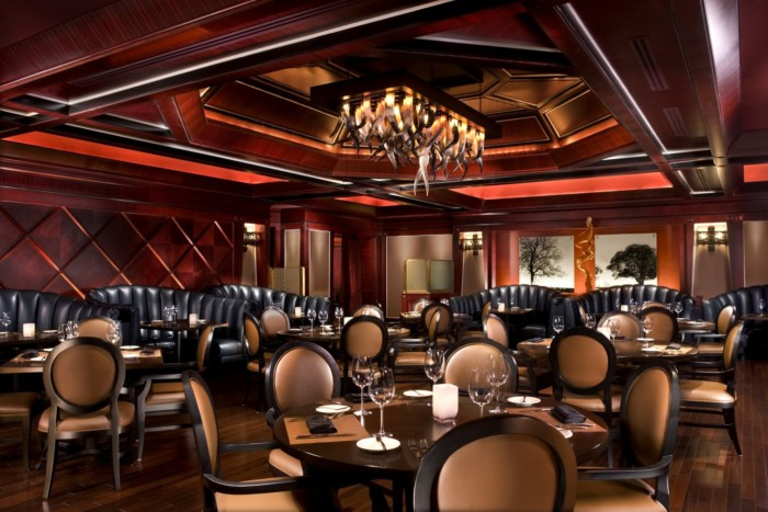 Steakhouse Tender | Suites à Luxor Hotel & Casino