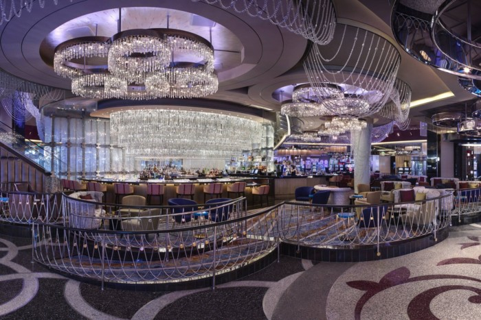 The Chandelier Bar | Suites at The Cosmopolitan of Las Vegas