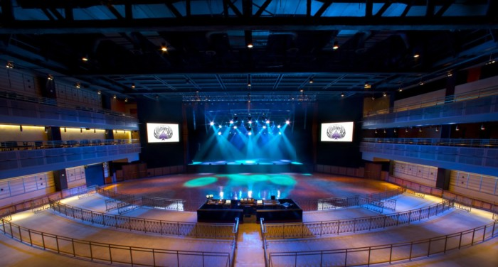 The Joint Stage (hi Res ) | Suites at Hard Rock Hotel and Casino