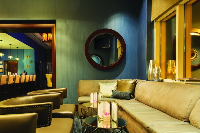 The Lounge | Suites at The Signature at MGM Grand