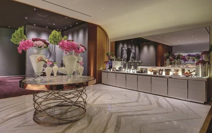Tower Suites Lobby | Suites at ARIA Resort & Casino Las Vegas