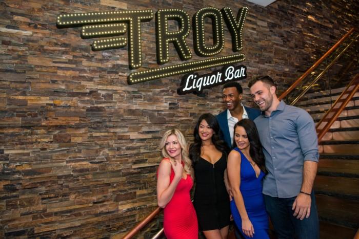 Troy Liquor Bar | Suites at Golden Nugget Las Vegas Hotel & Casino