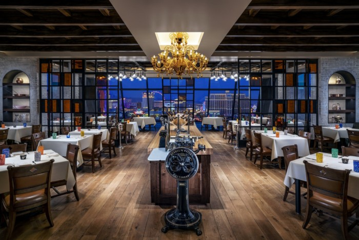 Vetri Dining Room | Suites at The Palms Casino Resort