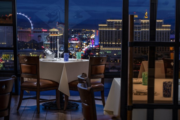 Vetri Dining Room View | Suites at The Palms Casino Resort