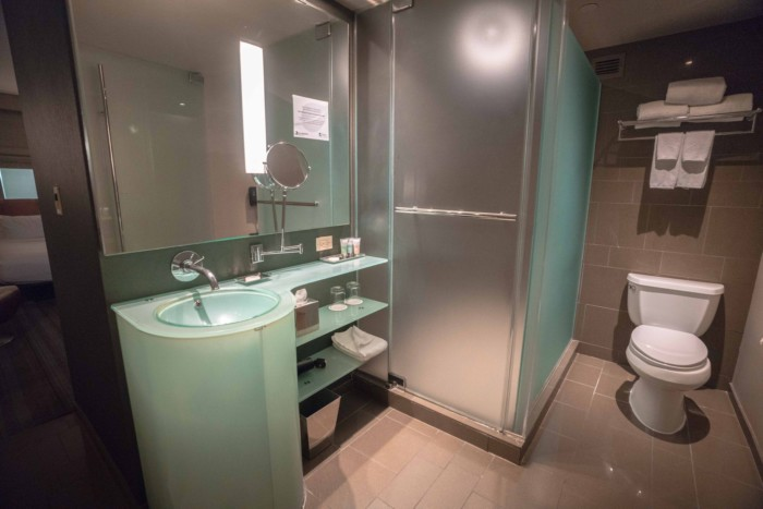 West Wing Bathroom | Suites at MGM Grand Hotel & Casino