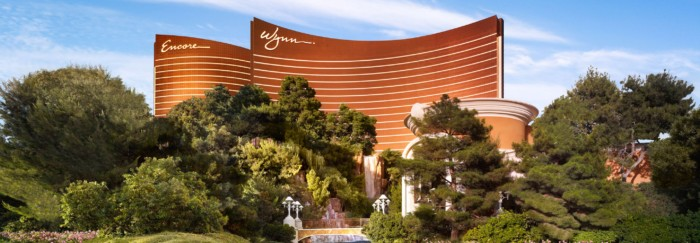 Wynn Day Exterior | Suites at Wynn Las Vegas