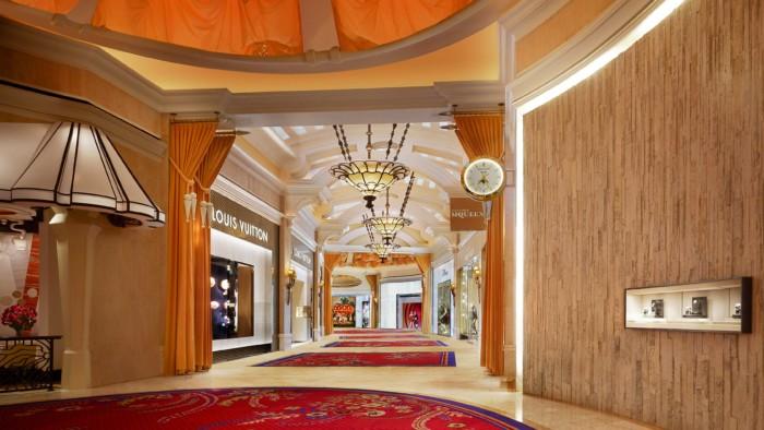 Wynn Esplanade   Suites at Wynn Las Vegas