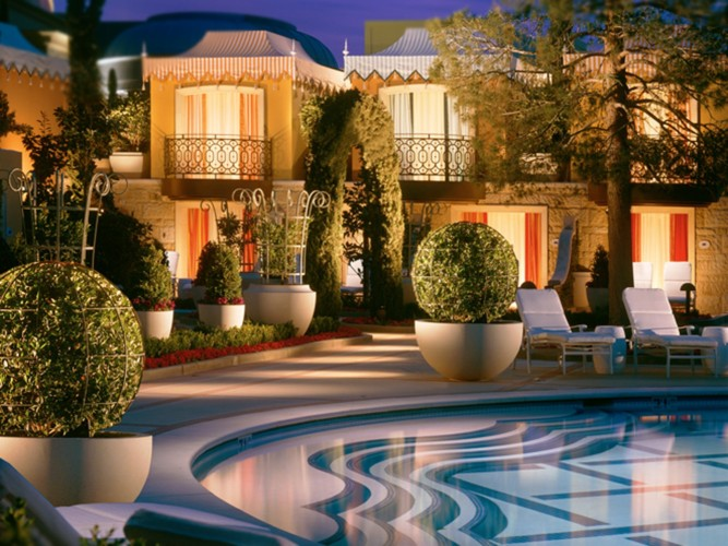 Wynn Pool | Suites at Wynn Las Vegas