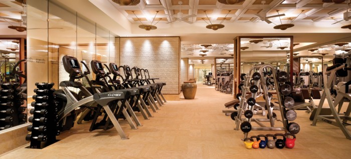 Wynn Spa Fitness Center 2 | Suites at Wynn Las Vegas