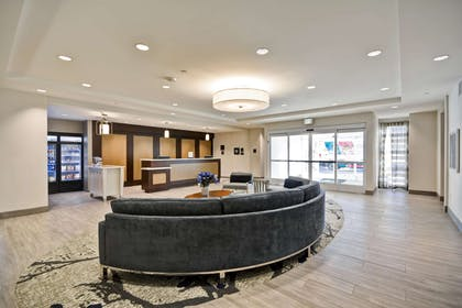 Reception | Homewood Suites by Hilton Las Vegas City Center